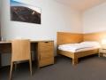 Jednolůžkový pokoj COMFORT Hotel ATOM Třebíč