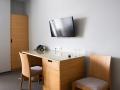 Dvojlůžkový pokoj COMFORT Hotel ATOM Třebíč