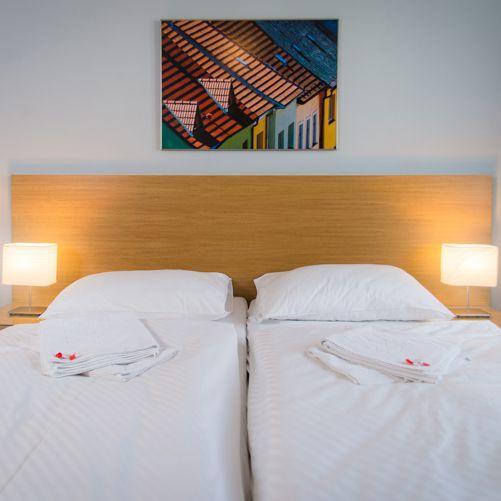Ubytování pro firemní klientelu