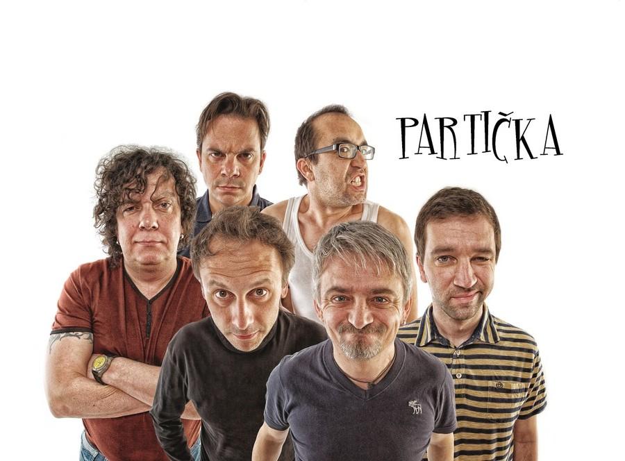 Partička – improvizační show živě