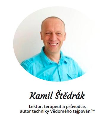 Kamil Štědrák: Vstup do rozšířeného vědomí